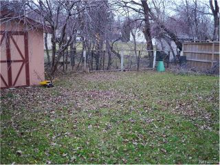 Photo 11: 76 Dorge Drive in Winnipeg: St Norbert Residential for sale (1Q)  : MLS®# 1629438