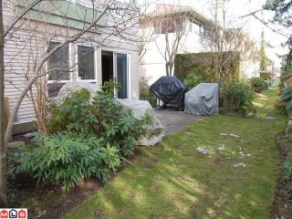 """Photo 8: 158 13888 70TH Avenue in Surrey: East Newton Townhouse for sale in """"Chelsea Gardens"""" : MLS®# F1104070"""