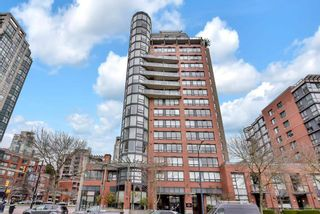 "Photo 4: 6F 199 DRAKE Street in Vancouver: Yaletown Condo for sale in ""CONCORDIA 1"" (Vancouver West)  : MLS®# R2573262"