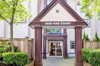 """Photo 20: 405 3680 RAE Avenue in Vancouver: Collingwood VE Condo for sale in """"Rae Court"""" (Vancouver East)  : MLS®# R2590511"""