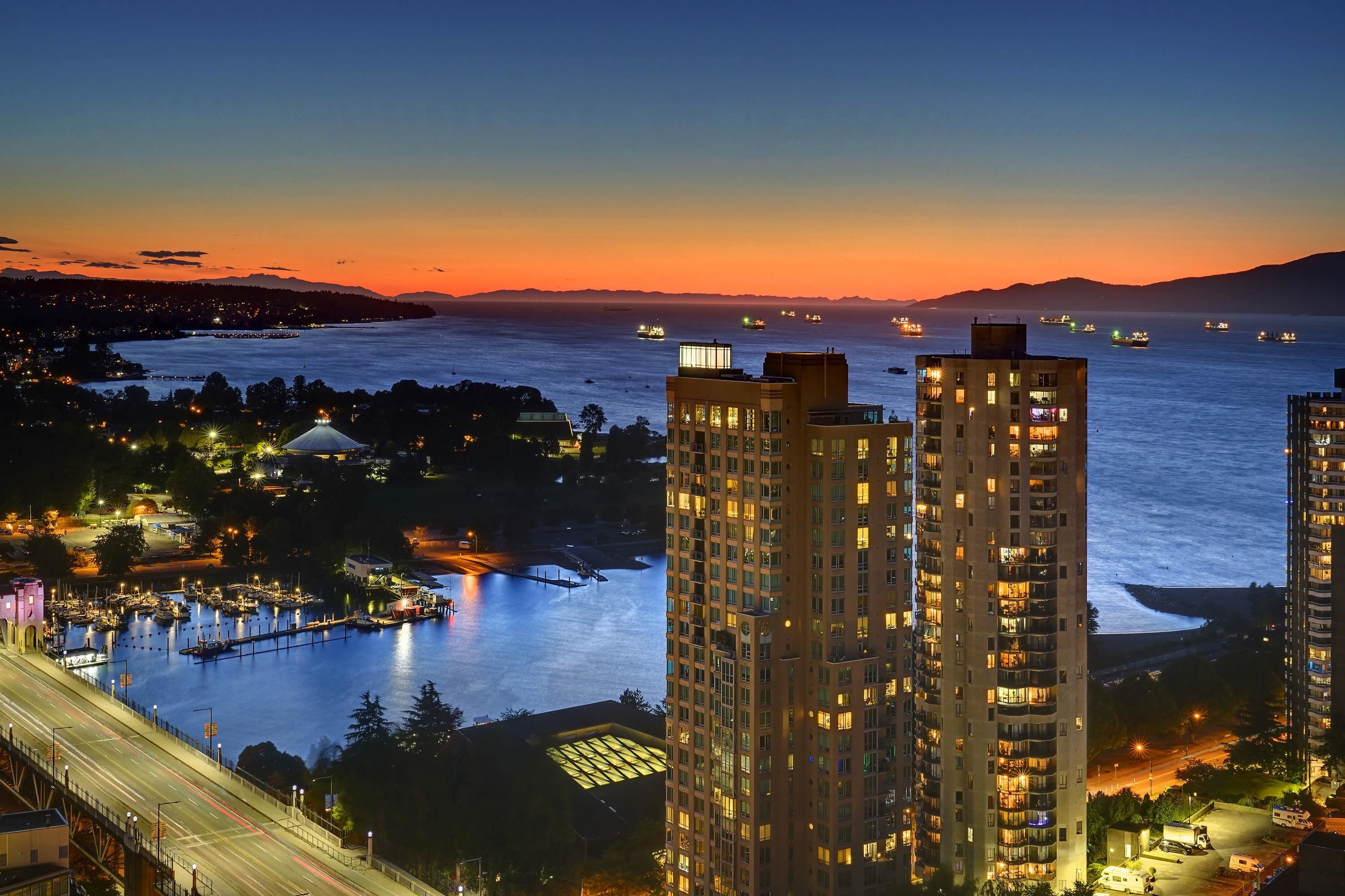 """Main Photo: 2903 889 PACIFIC Street in Vancouver: Downtown VW Condo for sale in """"The Pacific"""" (Vancouver West)  : MLS®# R2619984"""