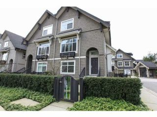 "Photo 2: 697 PREMIER Street in North Vancouver: Lynnmour Townhouse for sale in ""WEDGEWOOD"" : MLS®# V1112919"