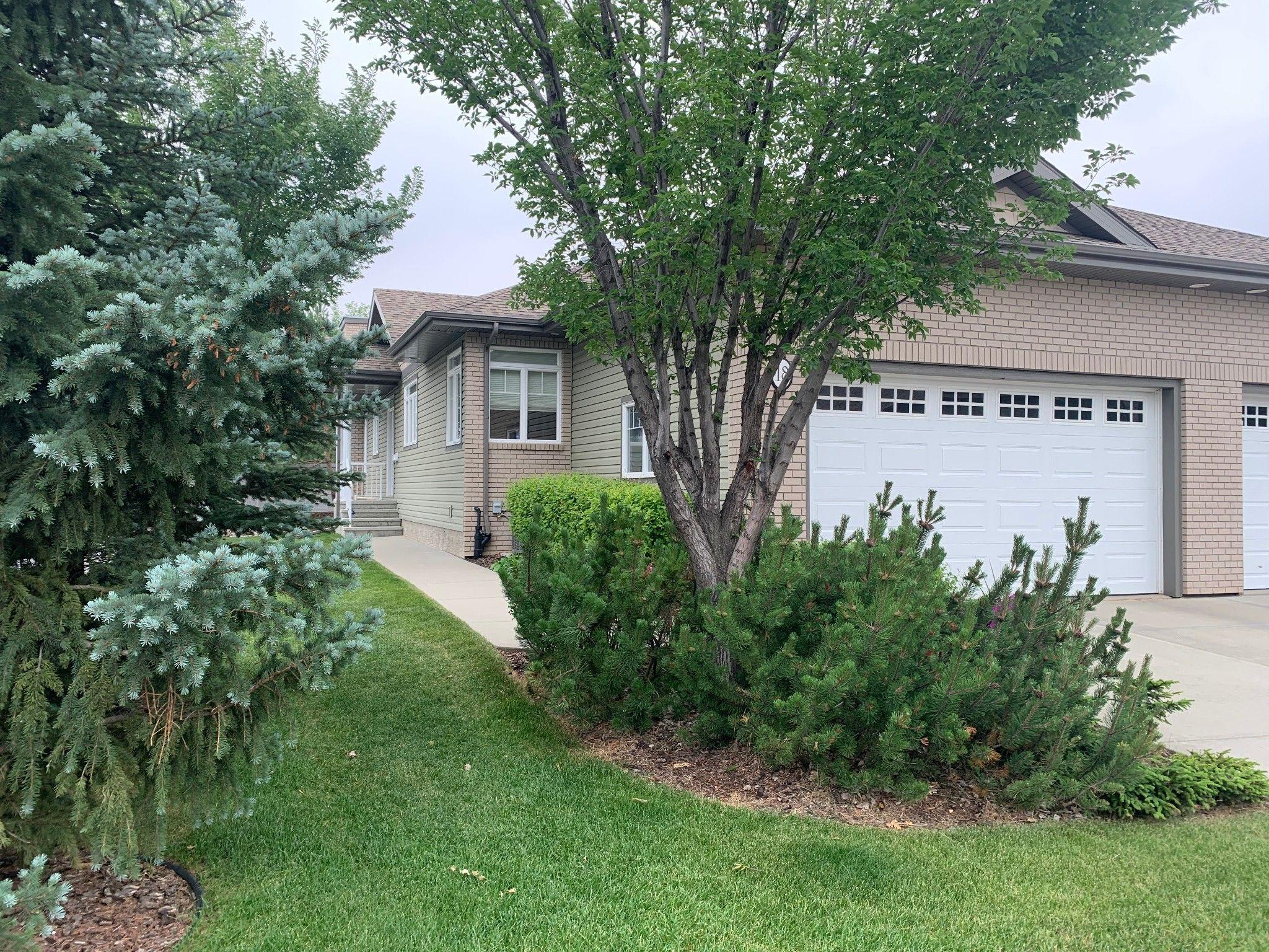 Main Photo: : House Half Duplex for sale (Edmonton)