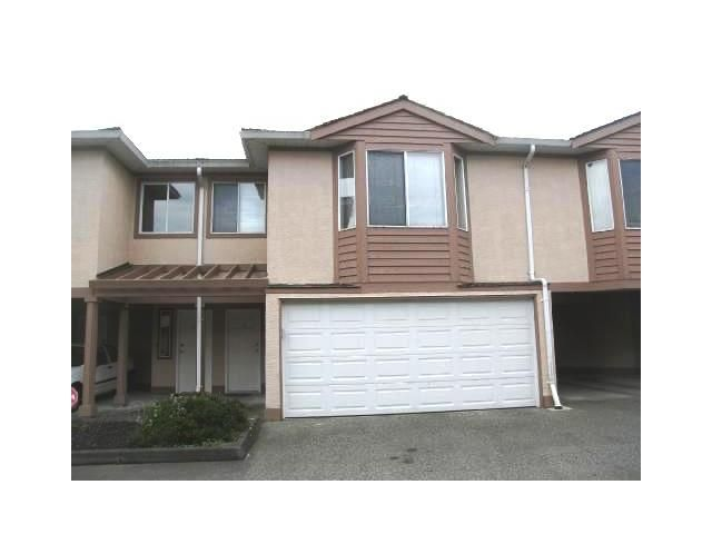 "Main Photo: 32 3600 CUNNINGHAM Drive in Richmond: West Cambie Townhouse for sale in ""OAK LANE PLACE"" : MLS®# V841665"