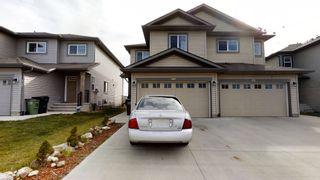 Photo 1: 3303 11 Avenue in Edmonton: Zone 30 House Half Duplex for sale : MLS®# E4264010