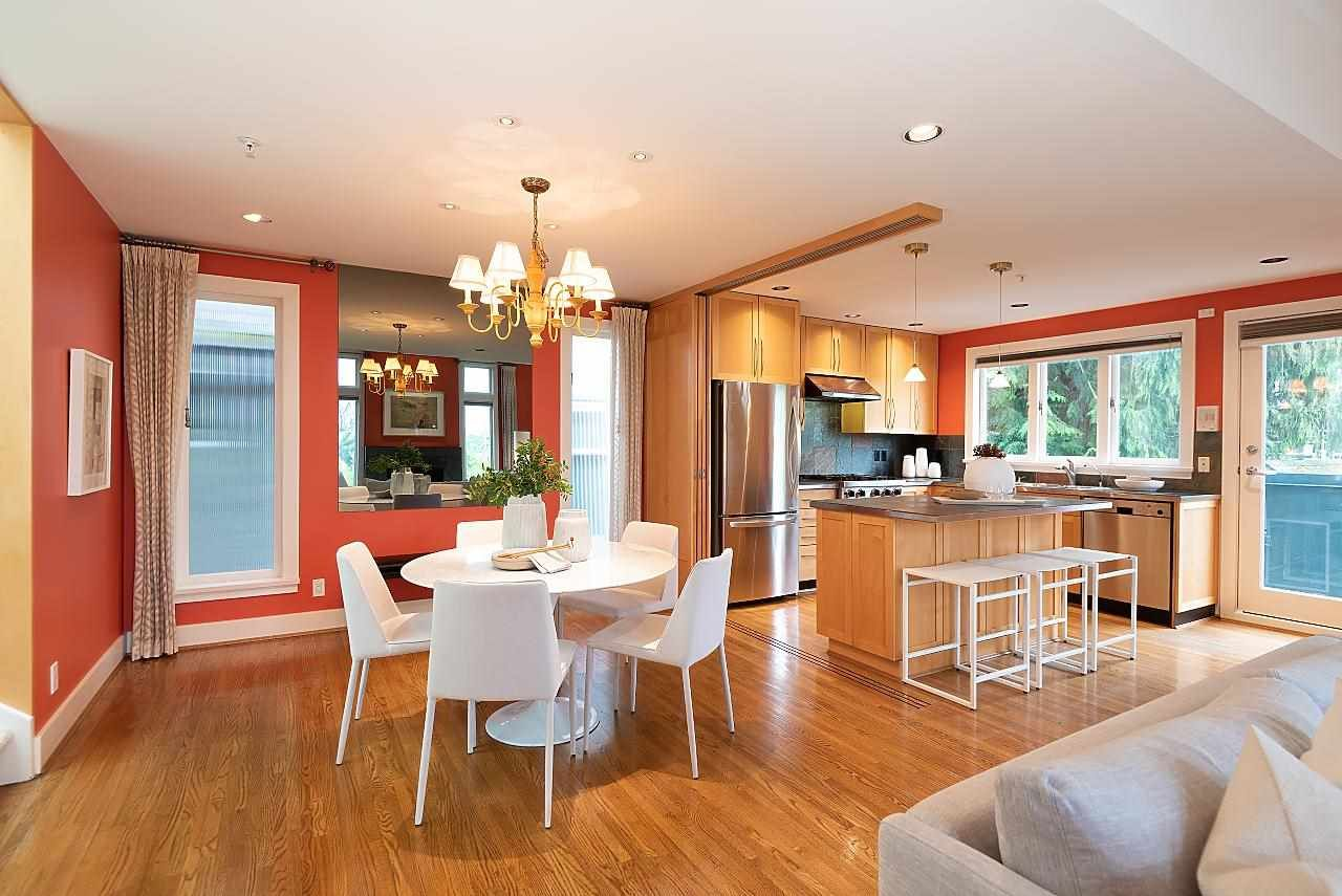 Photo 10: Photos: 1978 WHYTE Avenue in Vancouver: Kitsilano 1/2 Duplex for sale (Vancouver West)  : MLS®# R2586972
