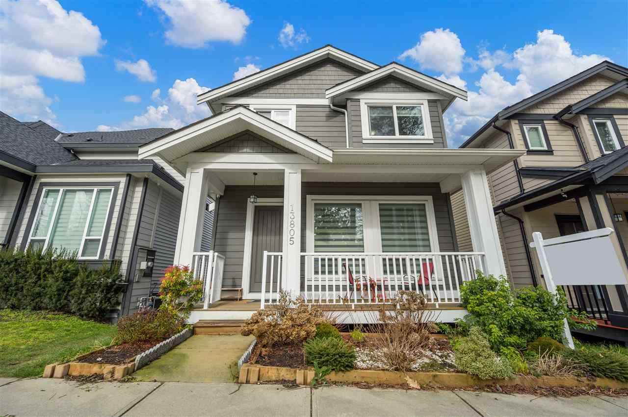 Main Photo: 13805 60 Avenue in Surrey: Sullivan Station House for sale : MLS®# R2540962