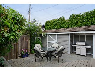 """Photo 16: 3287 W 22ND Avenue in Vancouver: Dunbar House for sale in """"N"""" (Vancouver West)  : MLS®# V1021396"""