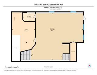 Photo 48: 14923 47 Street in Edmonton: Zone 02 House for sale : MLS®# E4236399