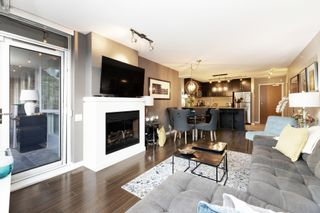 """Photo 4: 205 660 NOOTKA Way in Port Moody: Port Moody Centre Condo for sale in """"Nahanni"""" : MLS®# R2621346"""