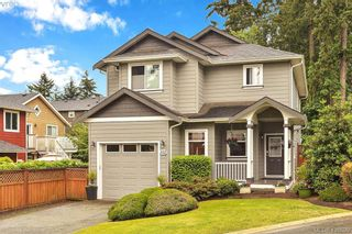 Photo 1: 102 Stoneridge Close in VICTORIA: VR Hospital House for sale (View Royal)  : MLS®# 841008