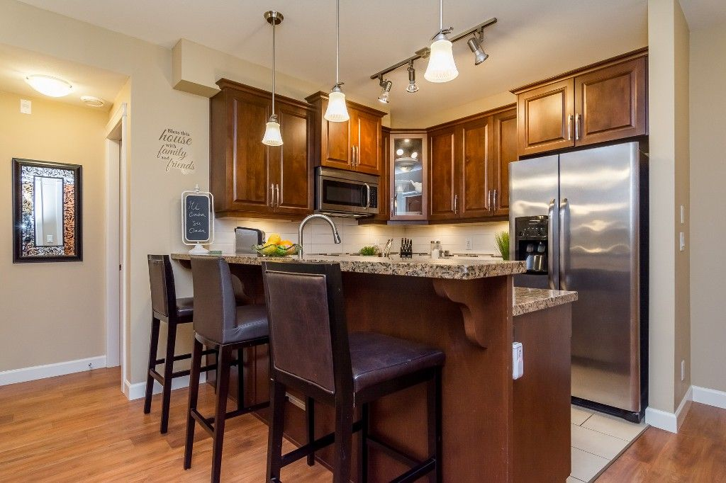 """Photo 9: Photos: 155 8328 207A Street in Langley: Willoughby Heights Condo for sale in """"YORKSON CREEK"""" : MLS®# R2201226"""