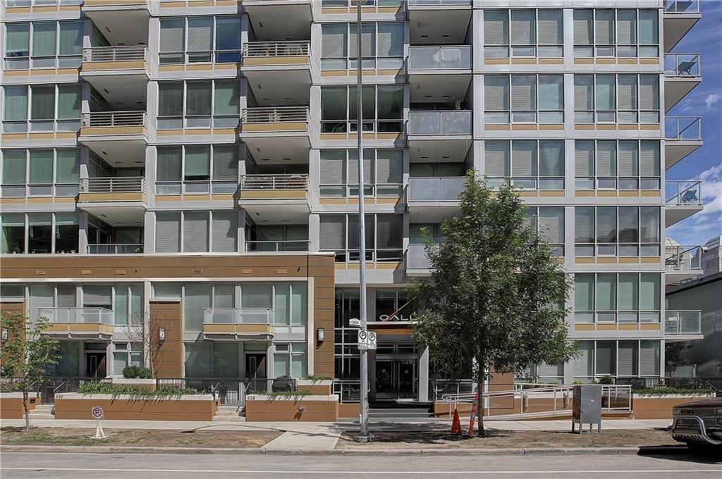 Main Photo: 309 626 14 Avenue SW in Calgary: Beltline Apartment for sale : MLS®# C4190952