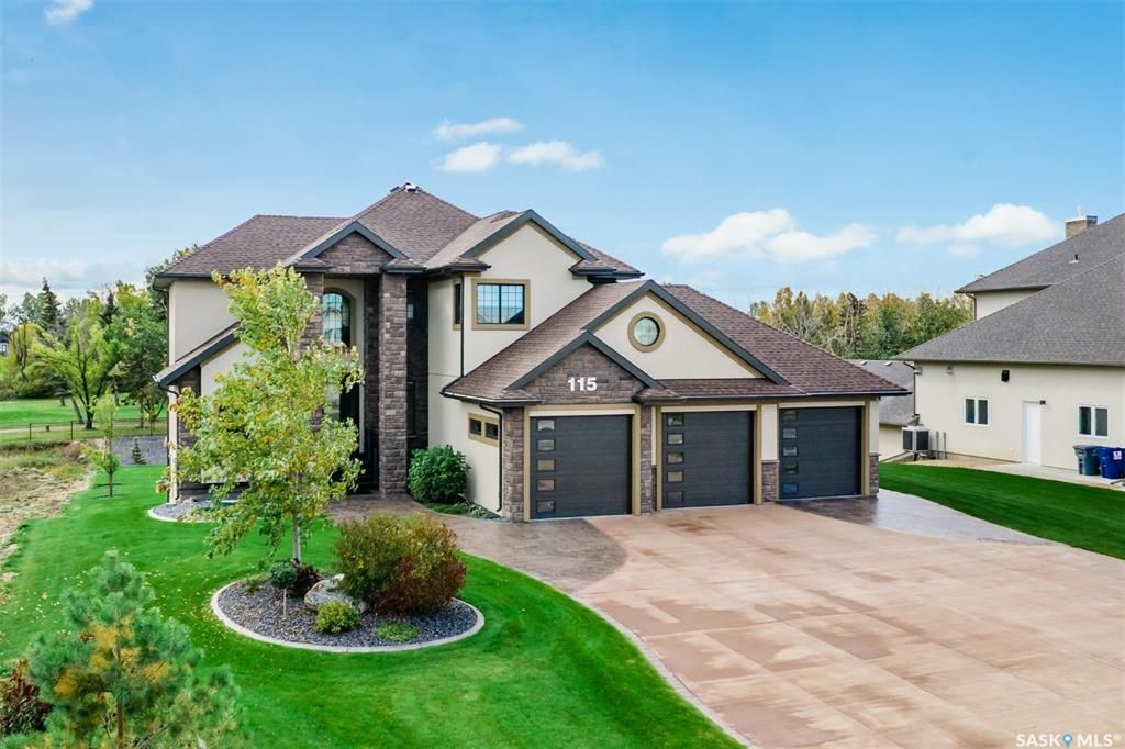 Main Photo: 115 Greenbryre Crescent North in Greenbryre: Residential for sale : MLS®# SK859494