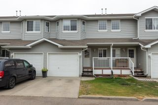 Photo 1: 12 380 SILVER_BERRY Road in Edmonton: Zone 30 Townhouse for sale : MLS®# E4255808