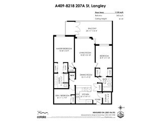 """Photo 2: A409 8218 207A Street in Langley: Willoughby Heights Condo for sale in """"Yorkson Creek (Final Phase) Walnut Ridge"""" : MLS®# R2597596"""