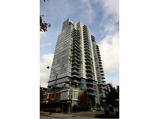 "Photo 1: 1101 290 NEWPORT Drive in Port Moody: North Shore Pt Moody Condo for sale in ""The Sentinal"" : MLS®# V1092744"