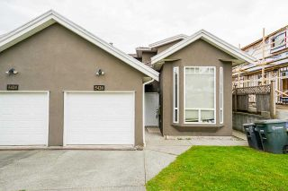 Photo 1: 5426 CHAFFEY Avenue in Burnaby: Central Park BS 1/2 Duplex for sale (Burnaby South)  : MLS®# R2578061