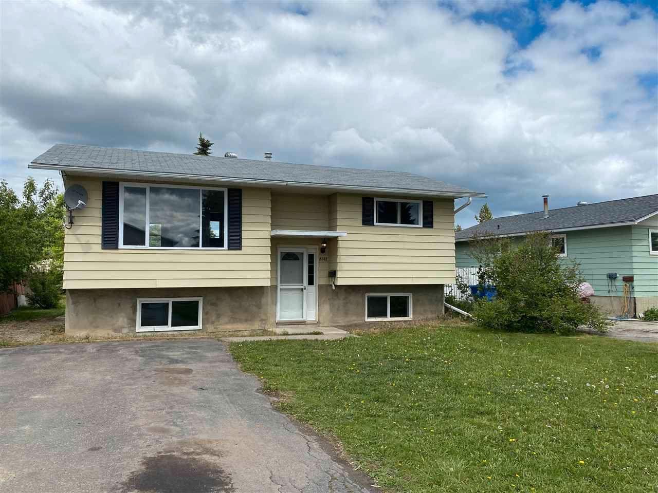 Main Photo: 8312 95 Avenue in Fort St. John: Fort St. John - City SE House for sale (Fort St. John (Zone 60))  : MLS®# R2590443