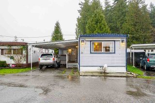 """Photo 1: 21 9132 120 Street in Surrey: Queen Mary Park Surrey Manufactured Home for sale in """"SCOTT PLAZA"""" : MLS®# R2526353"""