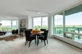 Photo 9: 604 837 2 Avenue SW in Calgary: Eau Claire Apartment for sale : MLS®# C4268169