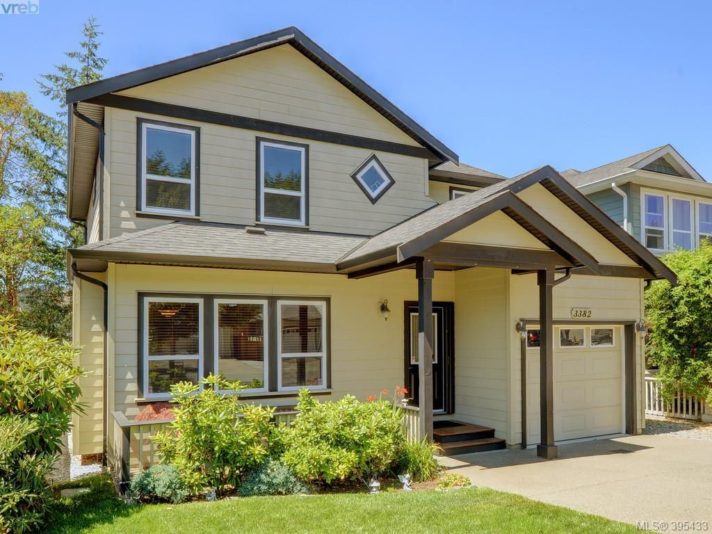 Main Photo: 3382 Turnstone Dr in VICTORIA: La Happy Valley House for sale (Langford)  : MLS®# 792713