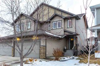 Main Photo: 628 174 Street in Edmonton: Zone 56 House Half Duplex for sale : MLS®# E4229696