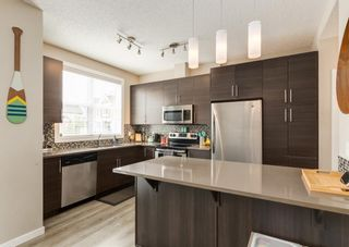 Photo 7: 558 130 New Brighton Way SE in Calgary: New Brighton Row/Townhouse for sale : MLS®# A1112335