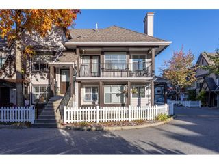 """Photo 1: 103 12099 237 Street in Maple Ridge: East Central Townhouse for sale in """"Gabriola"""" : MLS®# R2624710"""