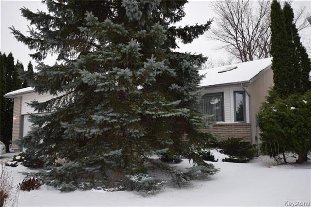 Main Photo: 24 Ragsdill Road in Winnipeg: Algonquin Park Residential for sale (3G)  : MLS®# 1804236