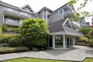 """Photo 1: 205 5556 201A Street in Langley: Langley City Condo for sale in """"Michaud Gardens"""" : MLS®# F1321121"""