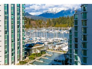 Photo 4: 901 1710 Bayshore Drive in Vancouver: Coal Harbour Condo  (Vancouver West)  : MLS®# V1048157