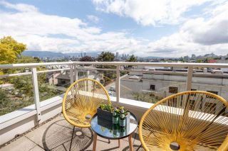 Photo 4: 436 1979 YEW Street in Vancouver: Kitsilano Condo for sale (Vancouver West)  : MLS®# R2462172