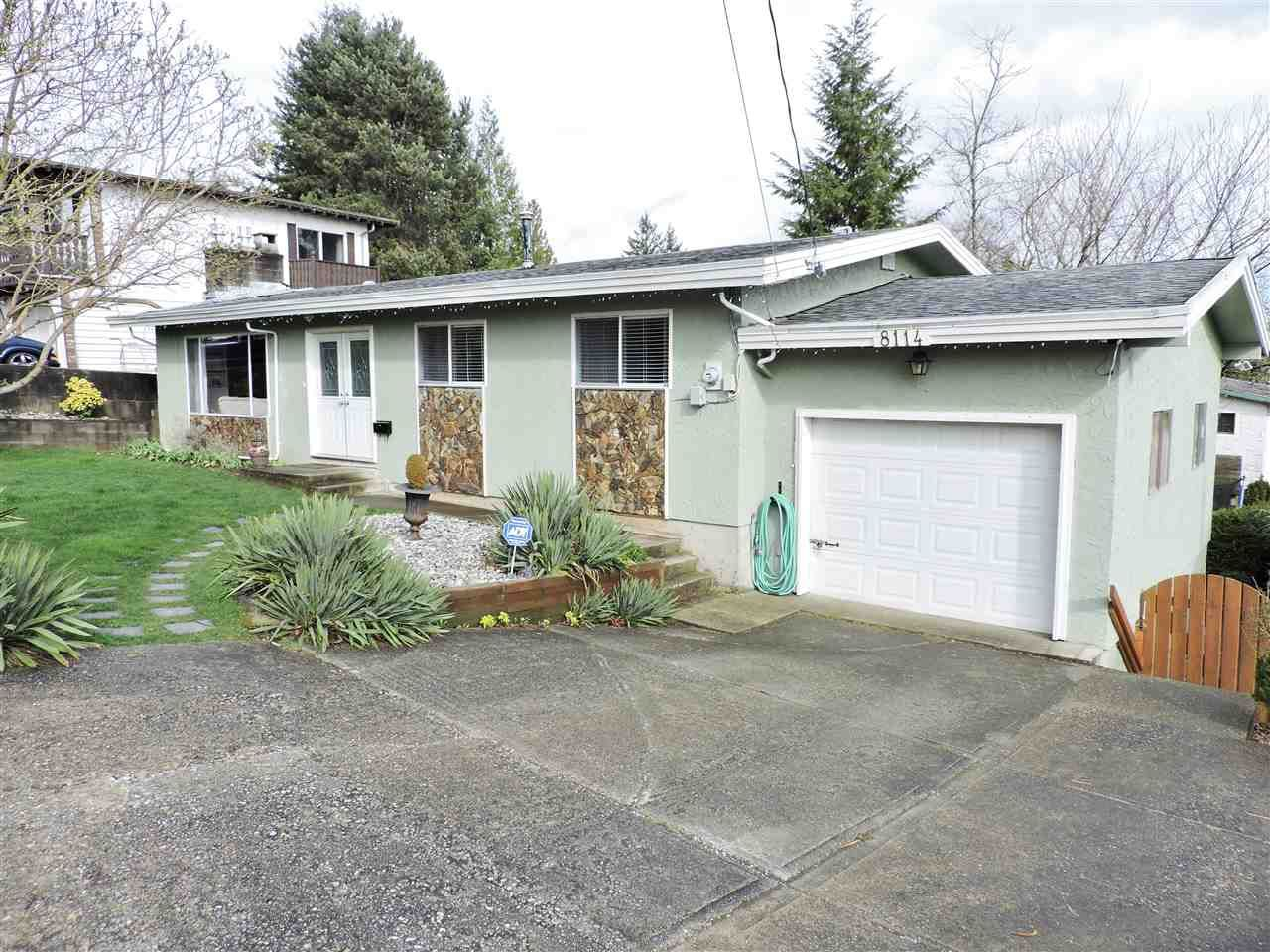 Main Photo: 8114 PHILBERT STREET in Mission: Mission BC House for sale : MLS®# R2042367