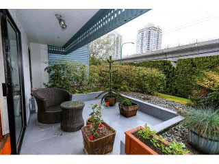 "Photo 6: 104 601 NORTH Road in Coquitlam: Coquitlam West Condo for sale in ""WOLVERTON"" : MLS®# V1118697"