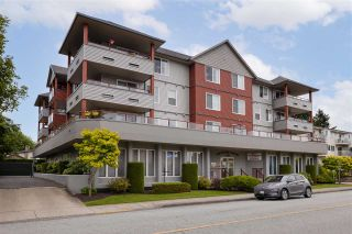 """Photo 1: 206 8980 MARY Street in Chilliwack: Chilliwack W Young-Well Condo for sale in """"Greystone Center"""" : MLS®# R2595875"""