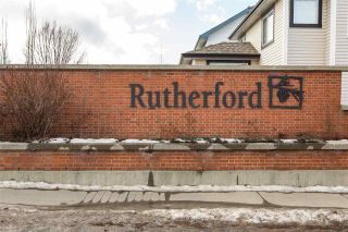 Photo 38: 33 1816 RUTHERFORD Road in Edmonton: Zone 55 Townhouse for sale : MLS®# E4233931