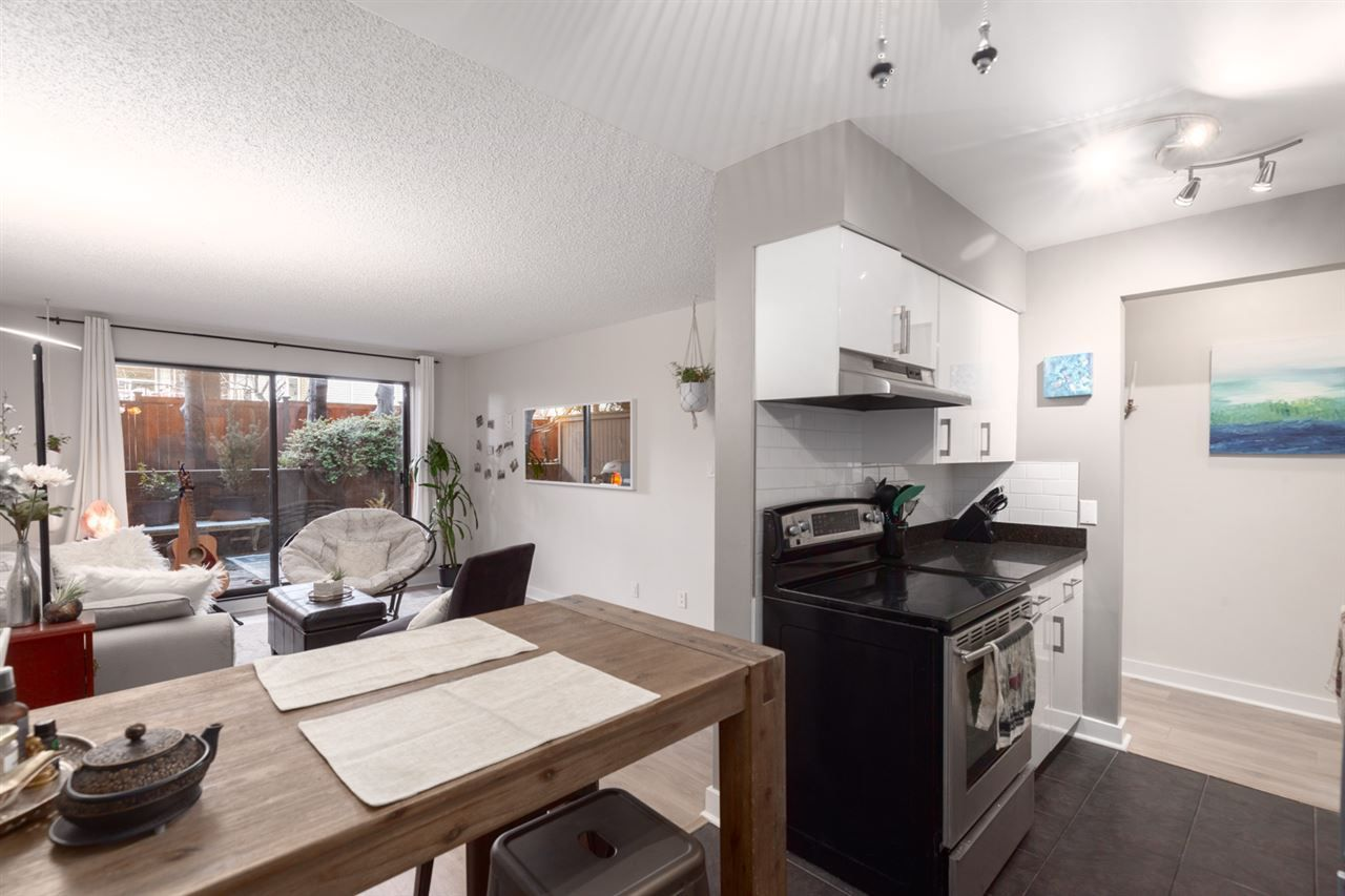 Main Photo: 107 1515 E 5TH Avenue in Vancouver: Grandview Woodland Condo for sale (Vancouver East)  : MLS®# R2423032