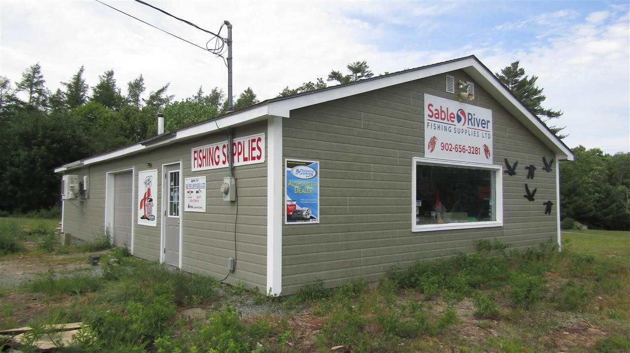 Main Photo: 1860 Highway 103 in Sable River: 407-Shelburne County Commercial  (South Shore)  : MLS®# 202106111