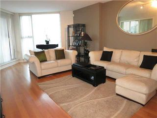 """Photo 2: 1807 455 BEACH Crescent in Vancouver: Yaletown Condo for sale in """"PARK WEST ONE"""" (Vancouver West)  : MLS®# V965553"""