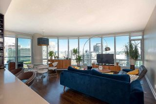 """Photo 5: 2203 833 HOMER Street in Vancouver: Downtown VW Condo for sale in """"Atelier on Robson"""" (Vancouver West)  : MLS®# R2590553"""