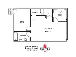 Photo 5: 2 4727 17 Avenue NW in Calgary: Montgomery House for sale : MLS®# C4006716