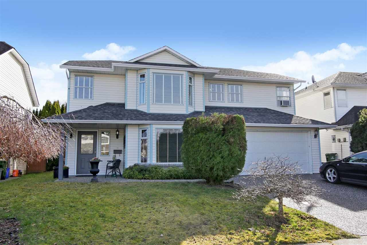 Main Photo: 5637 KATHLEEN Drive: House for sale in Chilliwack: MLS®# R2545995