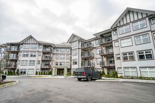"""Photo 1: 469 27358 32 Avenue in Langley: Aldergrove Langley Condo for sale in """"The Grand at Willow Creek"""" : MLS®# R2542917"""