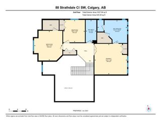 Photo 42: 88 Strathdale Close SW in Calgary: Strathcona Park Detached for sale : MLS®# A1116275