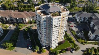 """Photo 35: 1402 3190 GLADWIN Road in Abbotsford: Central Abbotsford Condo for sale in """"Regency Park"""" : MLS®# R2589497"""