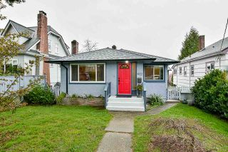 Photo 1: 1922 EIGHTH Avenue in New Westminster: West End NW House for sale : MLS®# R2565641