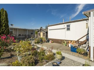 """Photo 20: 157 27111 0 Avenue in Langley: Aldergrove Langley Manufactured Home for sale in """"Pioneer Park"""" : MLS®# R2597222"""