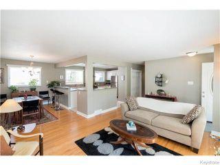 Photo 2: 21 Triton Bay in Winnipeg: St Vital Residential for sale (South East Winnipeg)  : MLS®# 1615029