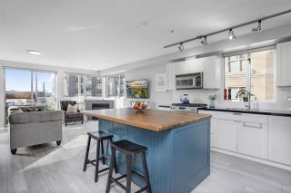 """Photo 1: 201 122 E 3RD Street in North Vancouver: Lower Lonsdale Condo for sale in """"Sausalito"""" : MLS®# R2525697"""